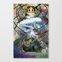 Wonderboy and Young Nastyman Canvas Print