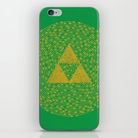 The Relic Under Siege iPhone & iPod Skin