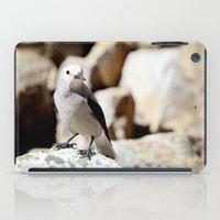 I'm Bird And I'm Happy iPad Case