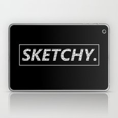 SKETCHY Laptop & iPad Skin