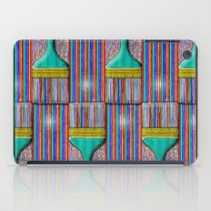 A Brush with Wet Paint iPad Case