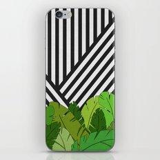 Green Direction iPhone & iPod Skin