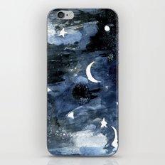 Twilight Night Sky iPhone & iPod Skin