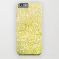 iPhone & iPod Case featuring Sweet Light Wild Flowers by Kimberly Blok