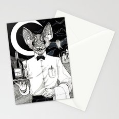 The Cryptids - Vampire Stationery Cards
