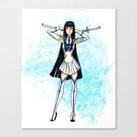 Satsuki KLK Canvas Print