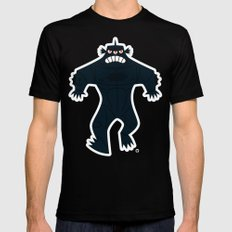Triclops SMALL Mens Fitted Tee Black
