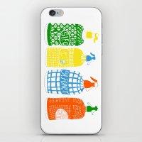 Barcelona Vermouth iPhone & iPod Skin