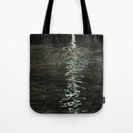 Aqua De La Vida Tote Bag