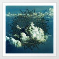 The Cloudcatcher Art Print