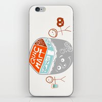 I Are Convenience iPhone & iPod Skin