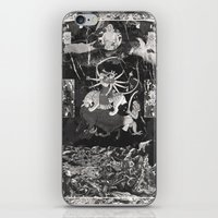The Void Tigers' Last Smiling Crawl Towards A Long Dead God iPhone & iPod Skin