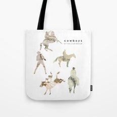 Cowboys of the Caribbean Tote Bag