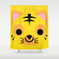 Wrestling Academy Pepe Shower Curtain