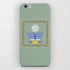 Crowned Buddha iPhone & iPod Skin
