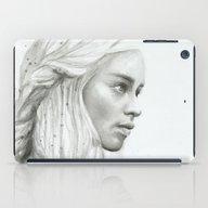 Daenerys Targaryen Portr… iPad Case