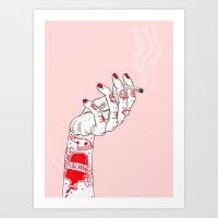 Born Free Art Print