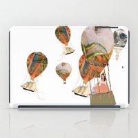 Hot Air Balloon Dream iPad Case