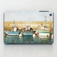 Houat #6 iPad Case