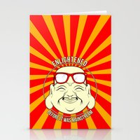 Hipster Budai Stationery Cards