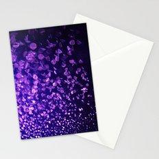 Holiday Sparkle Stationery Cards