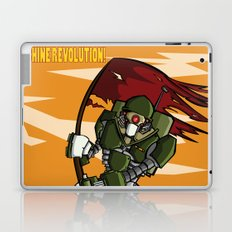 Machine Revolution Laptop & iPad Skin