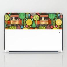 woodland lemonade iPad Case