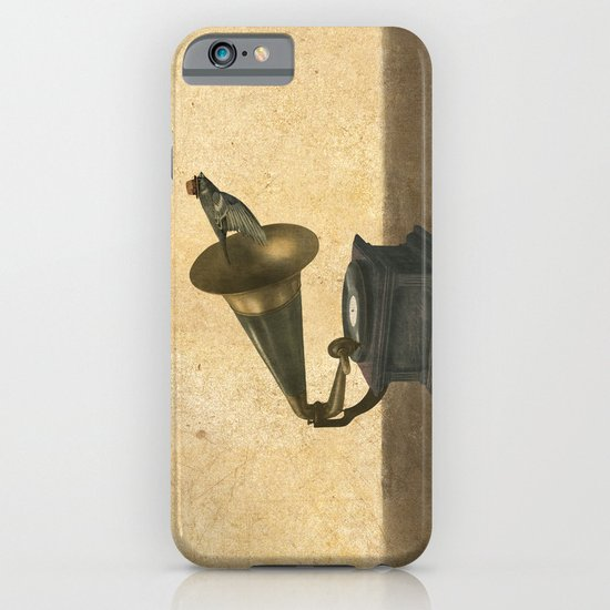Vintage Songbird iPhone & iPod Case