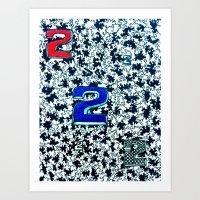 Ttwwoo Art Print