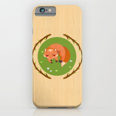 sleeping mr fox Slim Case iPhone 6s
