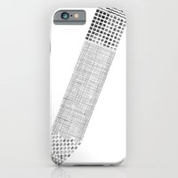 iPhone & iPod Case featuring Made of Pencil by FF designs