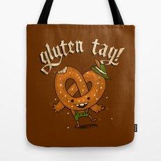 Gluten Tag Tote Bag