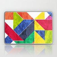 GeoAfricanHeat Laptop & iPad Skin