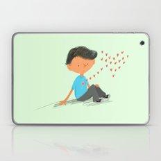 Boy in Love Laptop & iPad Skin