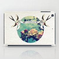 Today Is A Beautiful Day… iPad Case