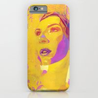 iPhone & iPod Case featuring Candice's beauty  by -Orlando Sanchez Art-