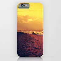 iPhone & iPod Case featuring Sunset on the Lake by Devin Marie