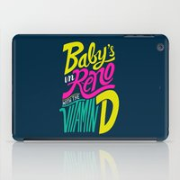 Baby's In Reno iPad Case