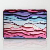 Colour Waves iPad Case