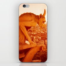 Gargoyle iPhone & iPod Skin