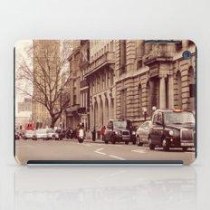 London Girl iPad Case