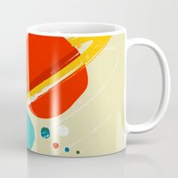 The Planets Mug