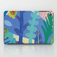 Secret Garden IV iPad Case