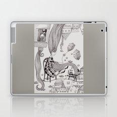 Falling Up Laptop & iPad Skin
