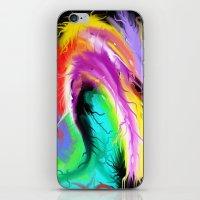 Fuzz iPhone & iPod Skin