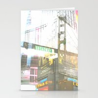 SF to NY Stationery Cards