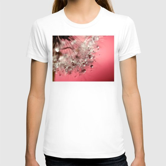 New Year's Pink Champagne T-shirt