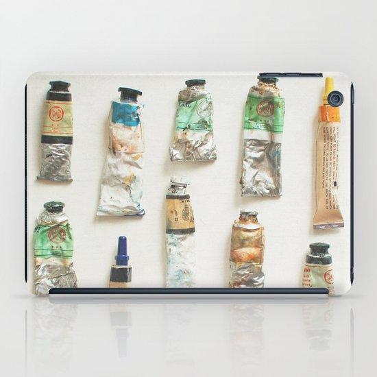 Oils iPad Case