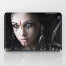Edge of Her World iPad Case