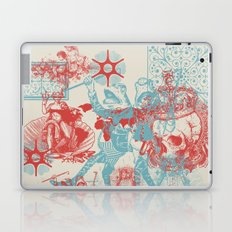 Time We Left This World Today Laptop & iPad Skin